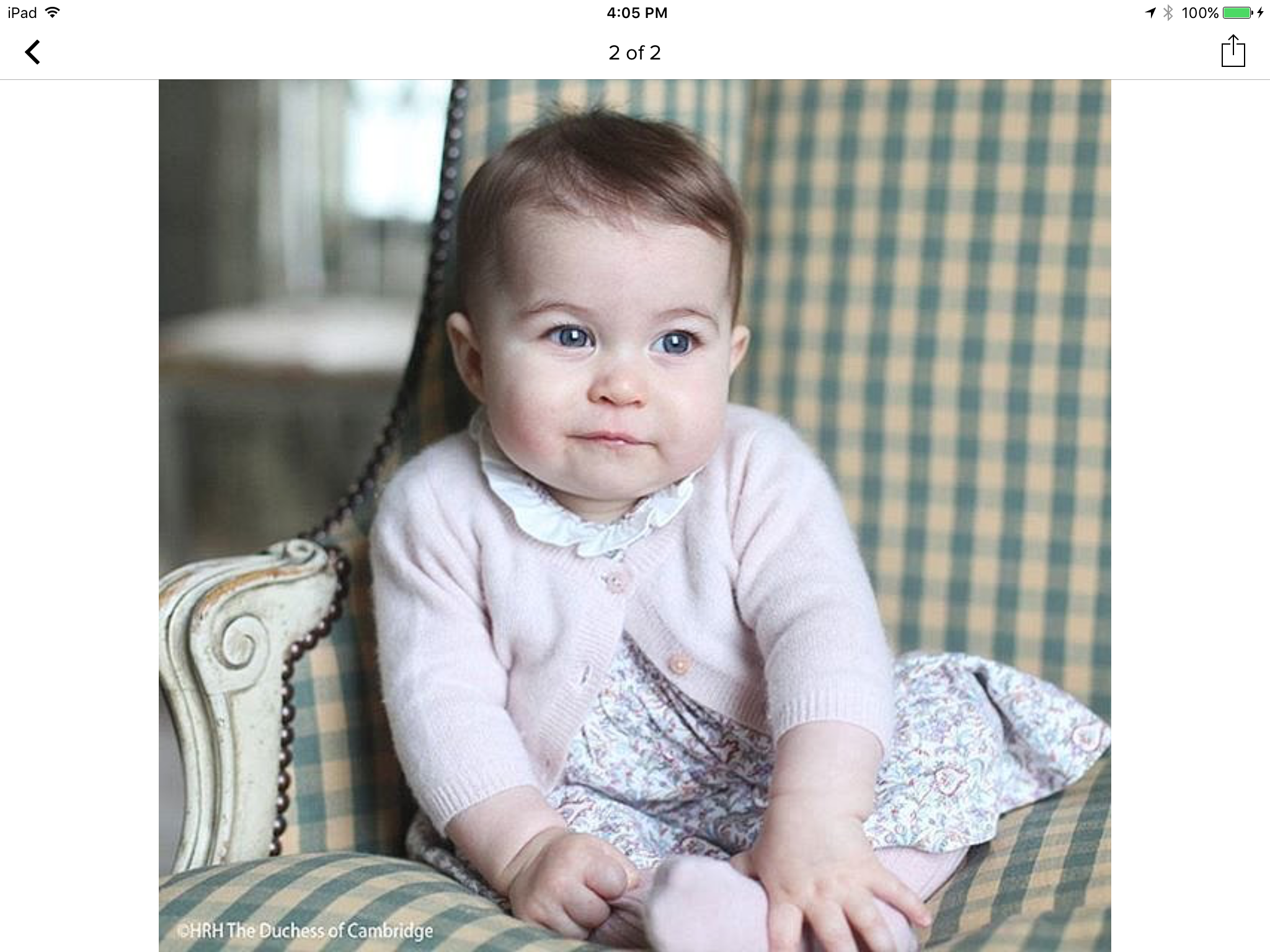 Princess charlotte of britain 7 months old princess charlotte dresses princess charlotte pictures