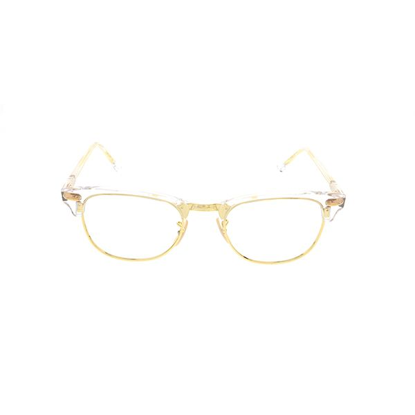 Ray-Ban RX5154 Clubmaster 5762 Transparent - Unisex Prescription Eyeglasses  for men and women - 940a14fd106e