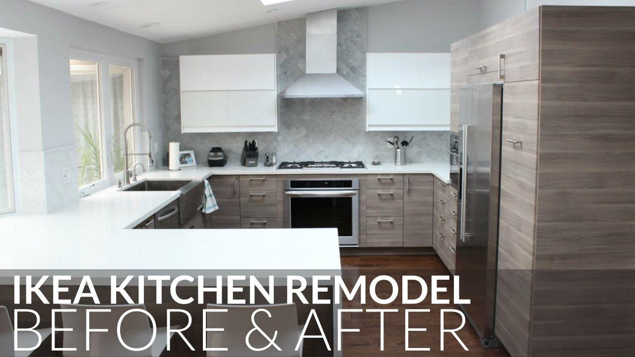 Ikea kitchen remodel before u after orange county kitchen