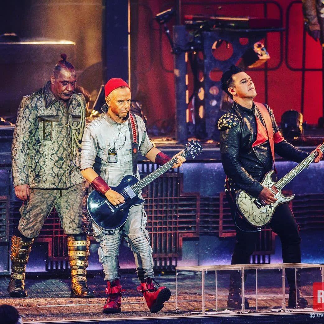 Feuerrader.pl on Instagram: Rammstein live in Luxemburg