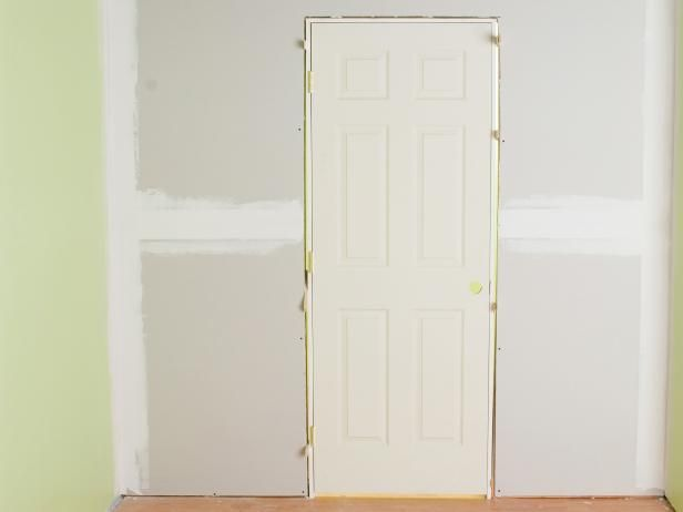 Exceptionnel How To Hang Pre Hung Doors ... Follow These Steps From DIY Network To  Install A Pre Hung Door Inside Your Home.