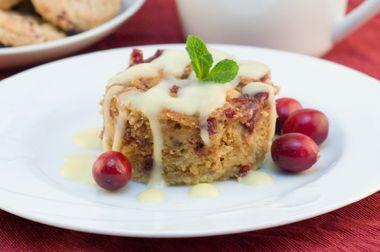 #SlowCooker bread pudding #recipe. #CrockPot #dessert