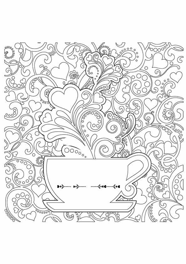 Print Coloring Image Momjunction Detailed Coloring Pages Coloring Pages Coloring Books