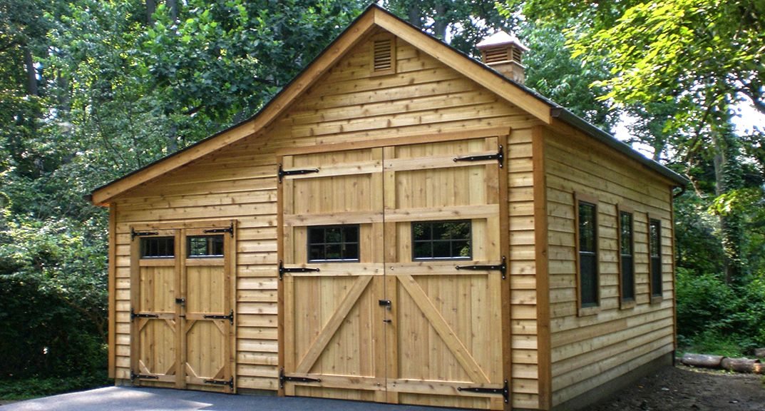 Have The 2 Car Garage Youve Always Dreamt Of When You Build On Site With Horizon Structures Shop Selection Options Styles And Today