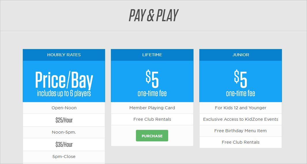 Topgolf  What's it cost to play at Top Golf? Check it out