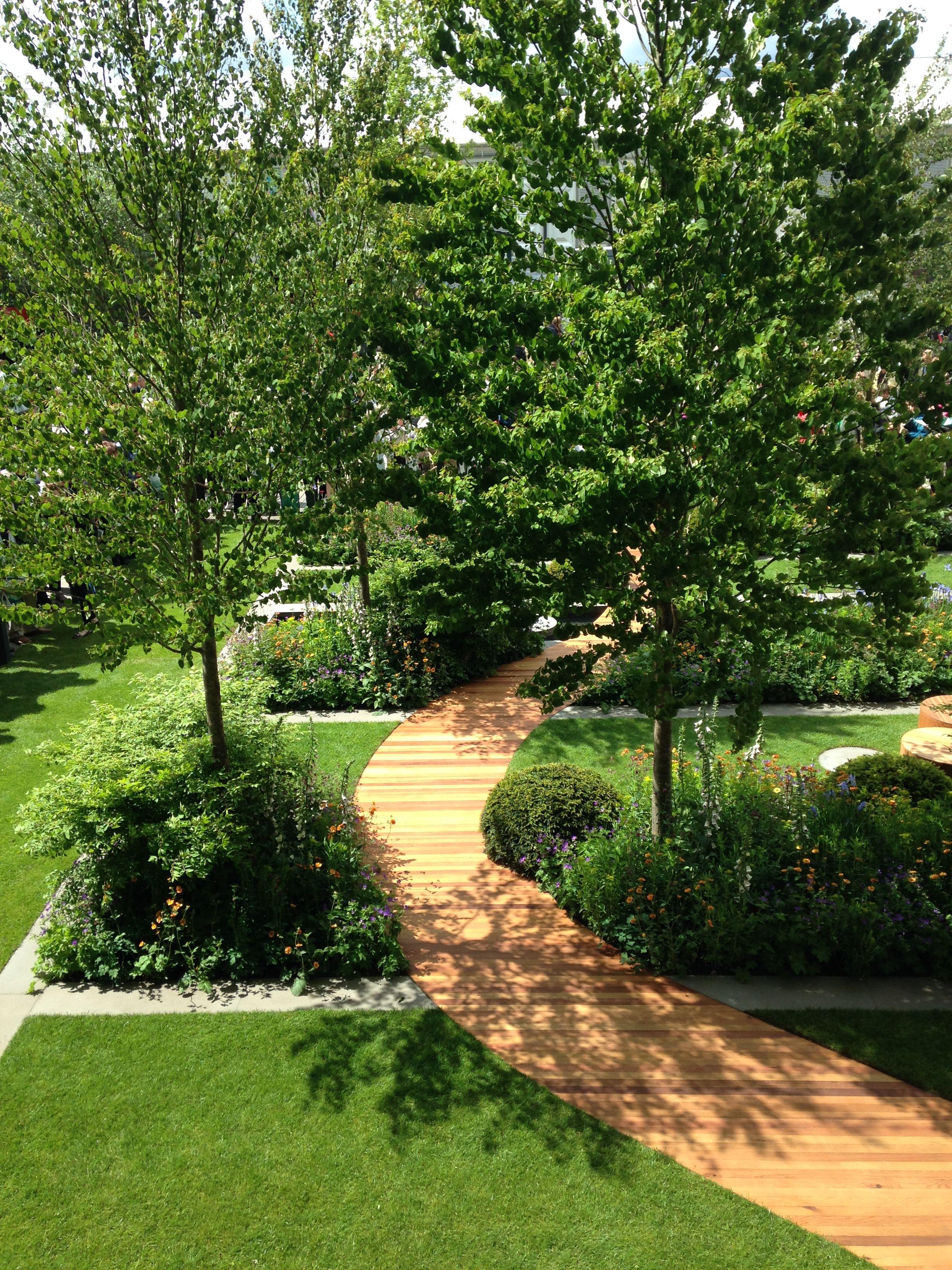 Homebase Urban Retreat Garden   Gold Medal Winner At Chelsea Flower Show  2015 Contemporary Garden Design