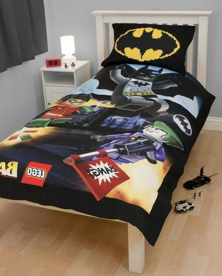 Stunning DIY Batman Themed Bedroom Ideas for Your Little ...