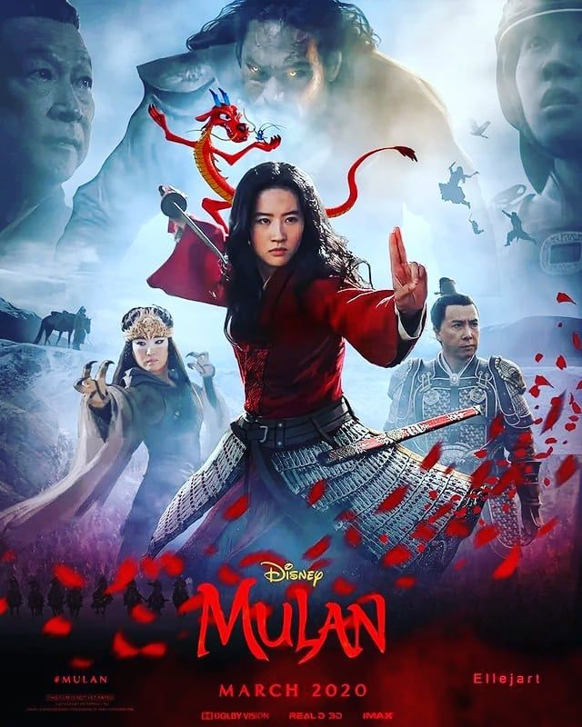 Mulan On Instagram Mulandisney Mulancosplay Mulanedit Mulan2019 Mulan2020 Mulan Mulan Mulantattoo Disneymulan Disney Mulan Movie Mulan Disney Mulan