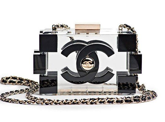 6ab4e6d0d Lego Bag by Chanel: Toys meets Chic