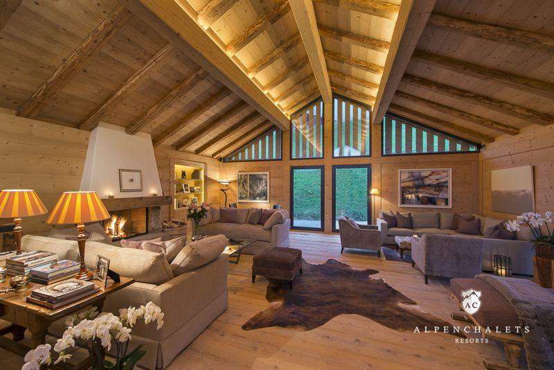 Bildergebnis für beleuchtung dachstuhl Hütte Pinterest - moderne lampen für wohnzimmer