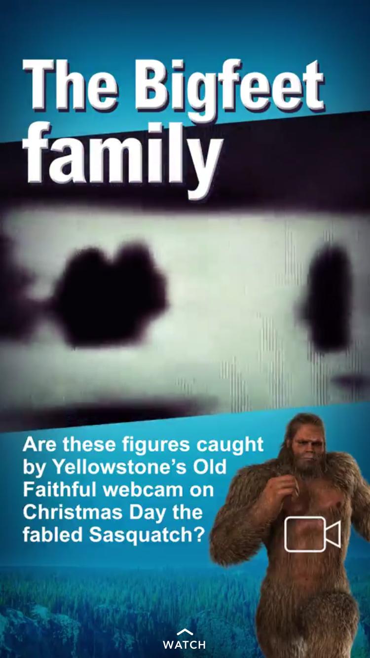 Webcam-Snapchat