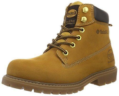 Dockers 35AA305 - Botas para Mujer Amarillo Jaune (Golden Tan 910) 40 3ZnkvniIjz