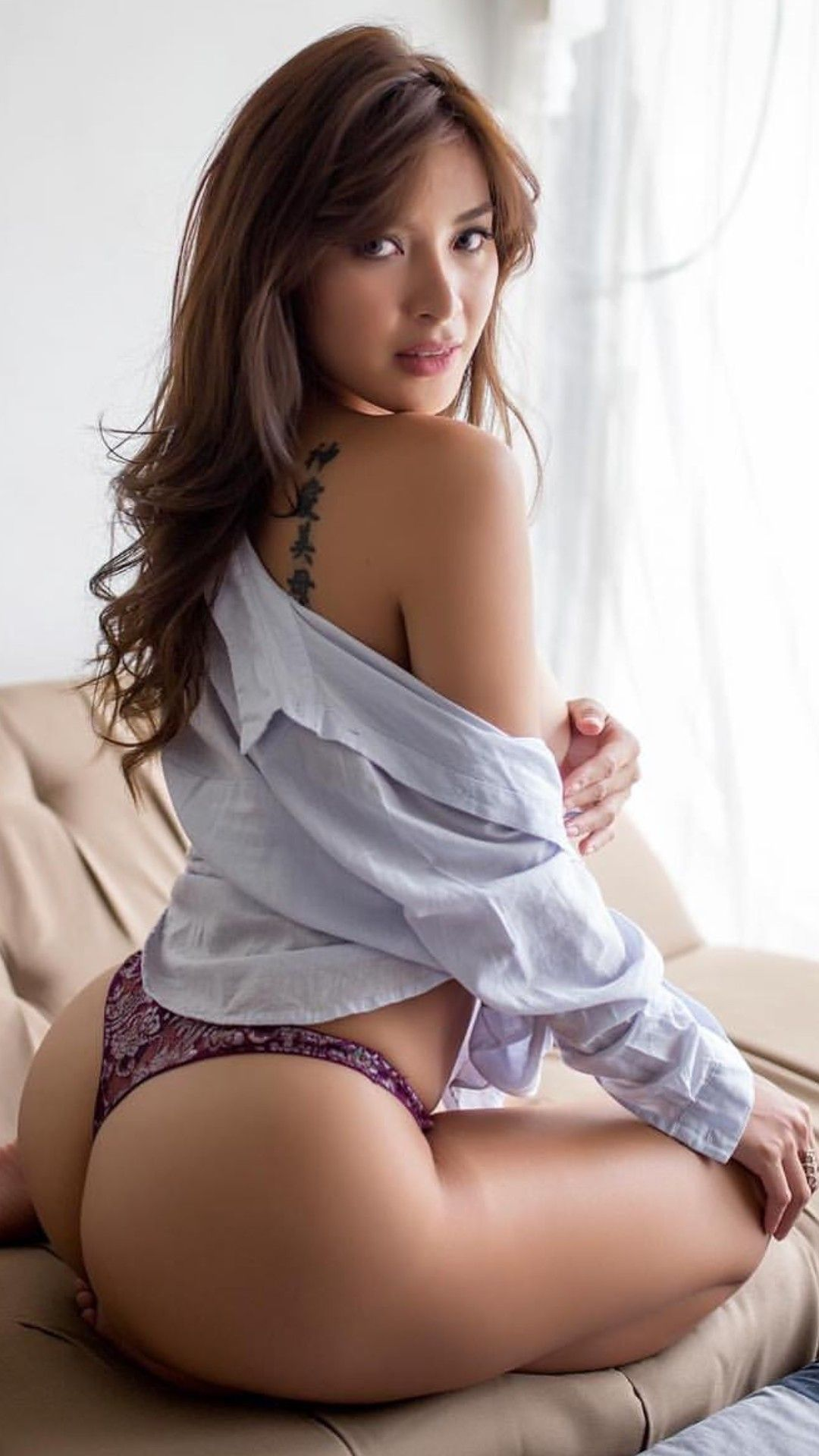 Asians with nice asses