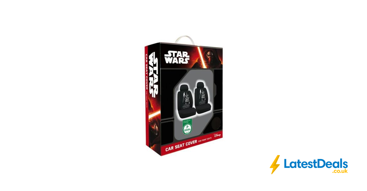 Star Wars Car Seat Covers Free CC 20 At Halfords