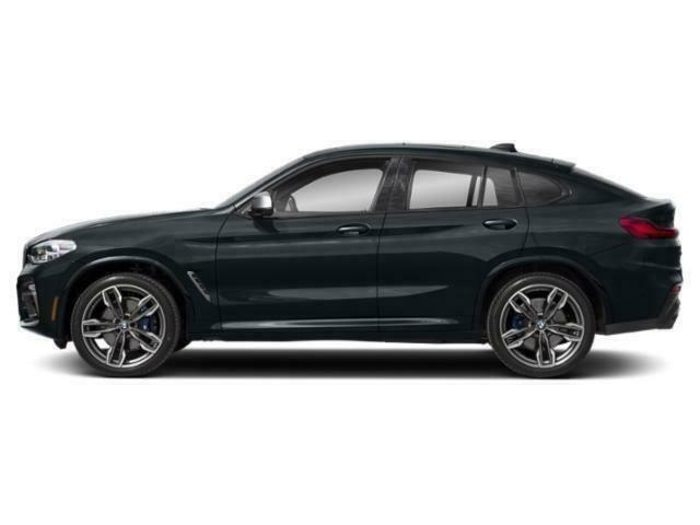 2020 Bmw X4 M40i Sports Activity Coupe 2020 Bmw X4 M40i Sports Activity Coupe 0 Carbon Black Metallic Sport Utility 3 0 Bmw X4 Bmw New Bmw