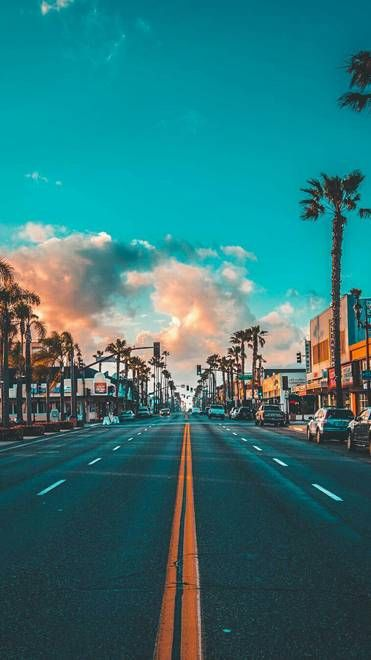 Street Nature Photography Sky Aesthetic Aesthetic Backgrounds