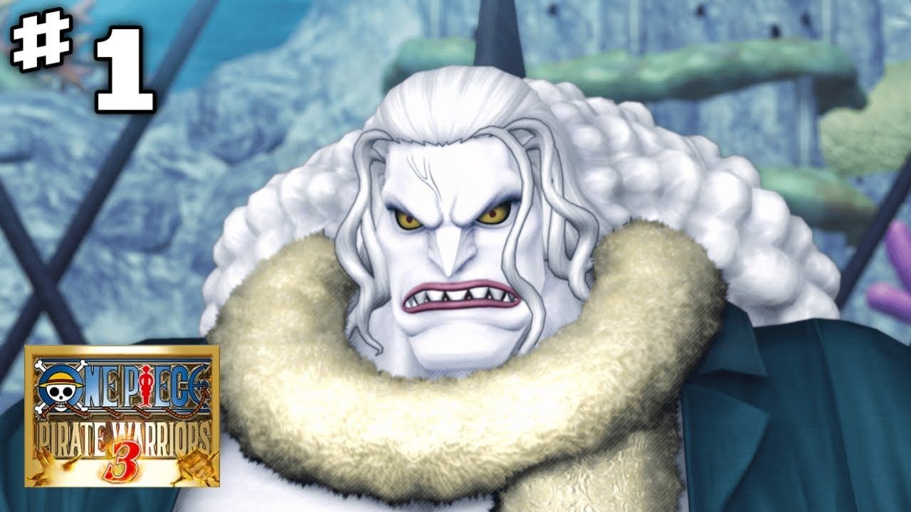 One Piece Pirate Warriors 3 Dream Log Part 1 Luffy Vs Hody Warrior 3 Warrior Luffy