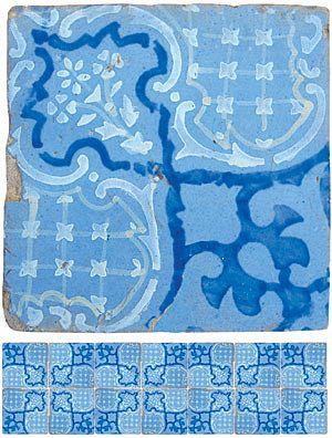 Condensed Ceramic Tile History
