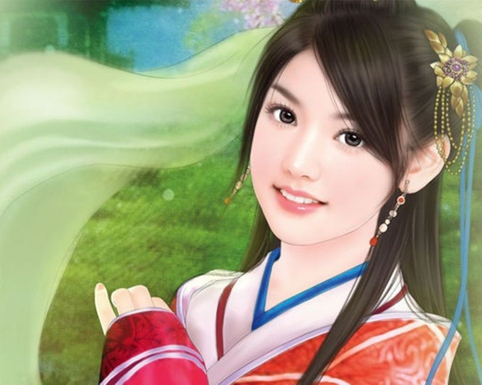 Chinese girl art paintings of chinese girls 05 2 chinese girl art paintings of chinese girls 05 voltagebd Gallery