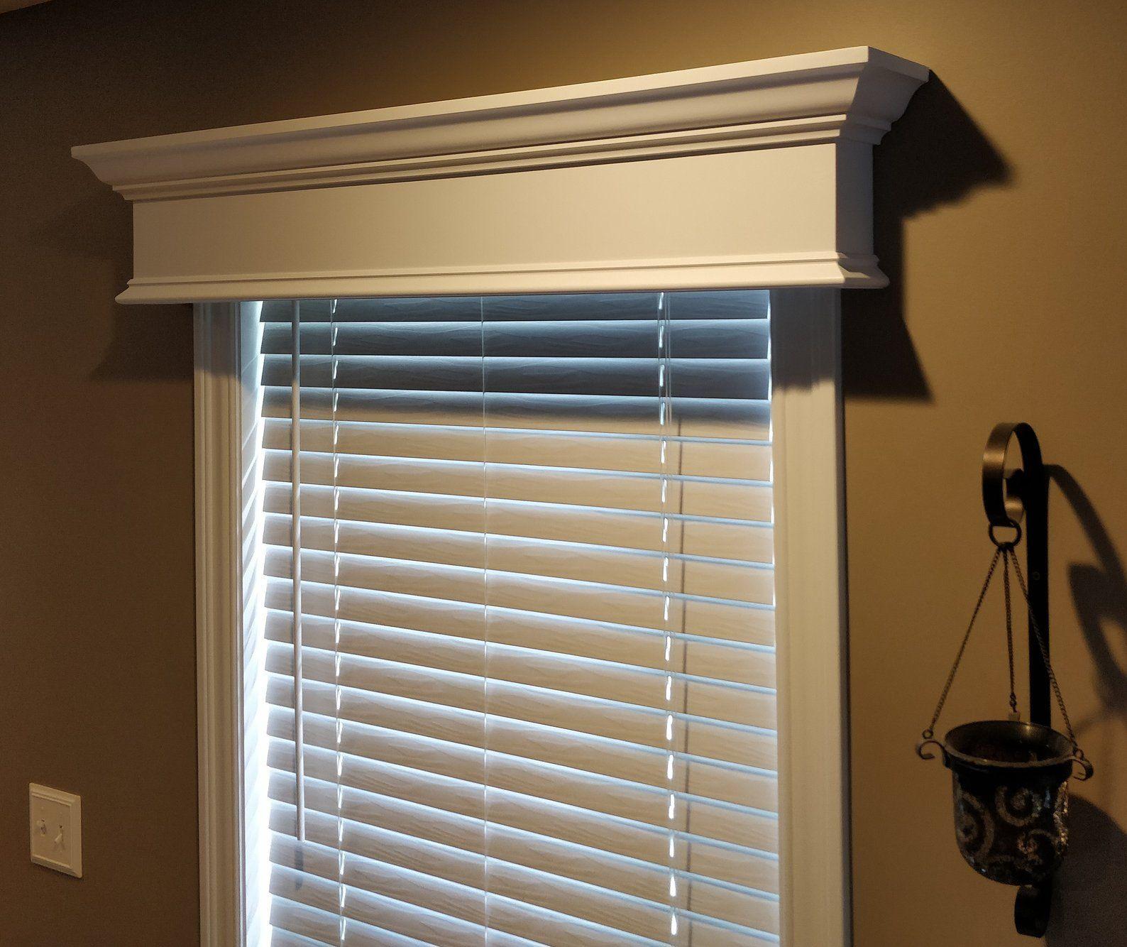 Wood Cornice Board Etsy Wood Cornice Patio Door Coverings Door Coverings