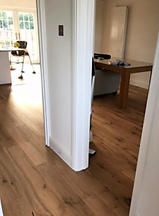 We Fitted This Quickstep In Hoddesdon It S The Compact Range And It S Oak Engineered Www Quick Step Co Uk Quic Solid Wood Flooring Wood Floors Flooring