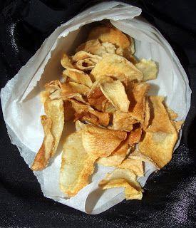 Édes Élet Egészségen: Csicsóka chips