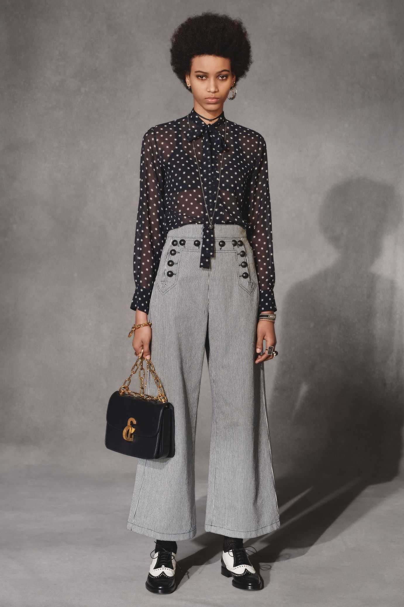 Fashion trousers fall-winter 2018-2019 year 28