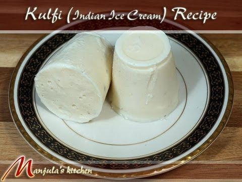 Kulfi indian eggless ice cream manjulas kitchen indian kulfi indian eggless ice cream manjulas kitchen indian vegetarian recipes forumfinder Gallery