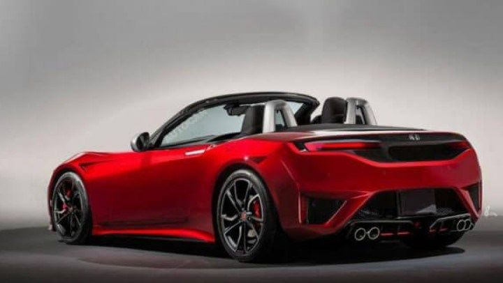 2020 the Honda S2000 Changes,specs in 2020 | Honda s2000 ...