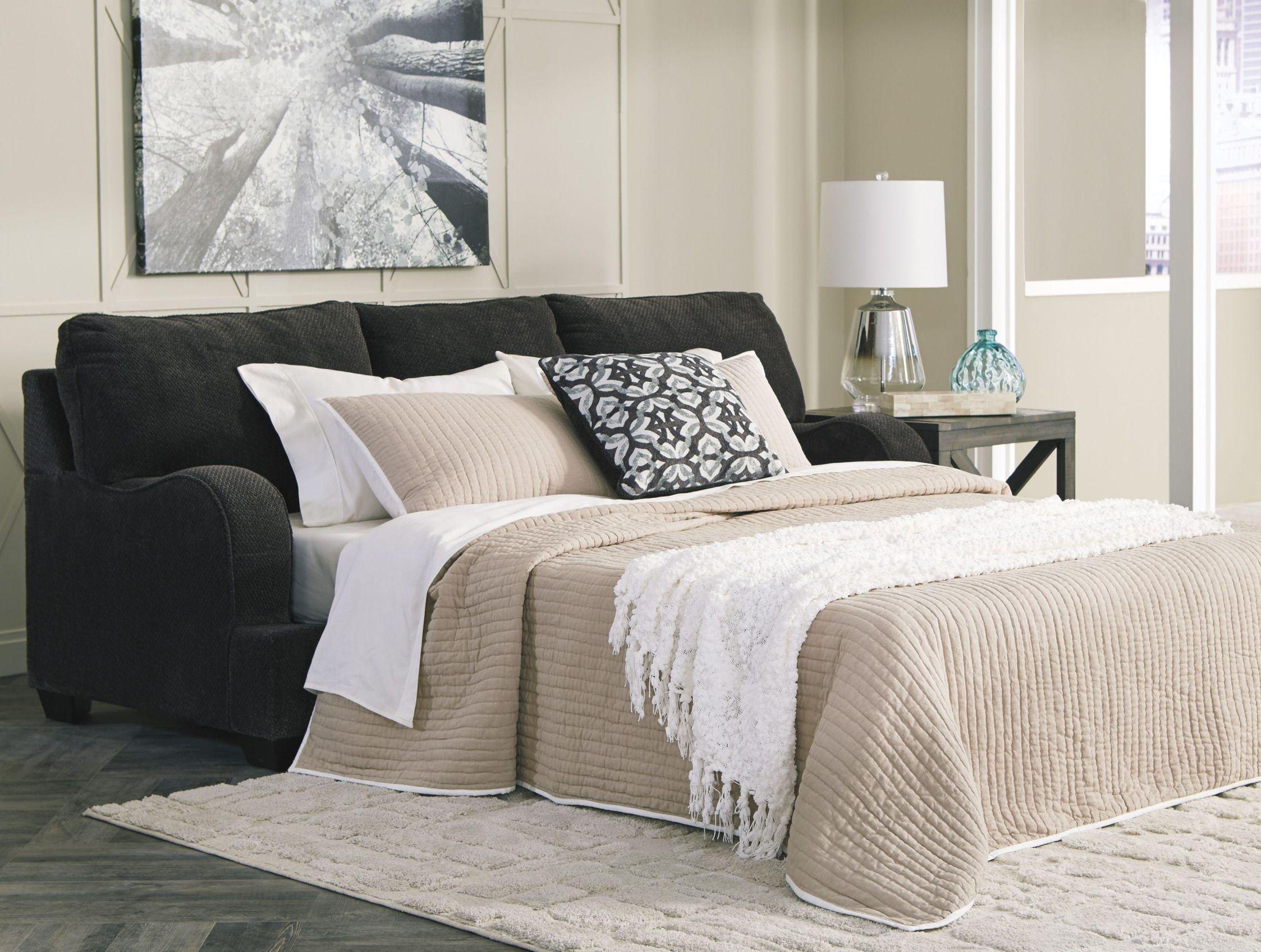 Best Alsen Granite Full Sofa Sleeper From Ashley Coleman 400 x 300