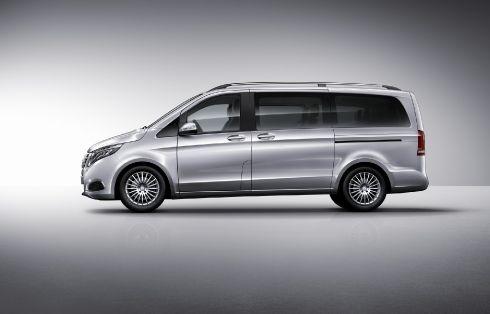[Photo Update] Mercedes-Benz V-Class (2014)