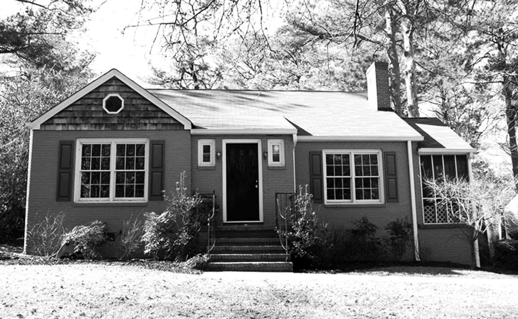Villa Estherbee by lightroom studio. One of my favorite houses in Atlanta