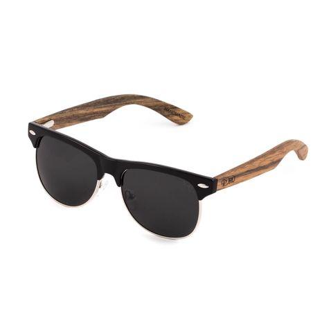 Ochelari de soare polarizati brate din bambus Pedro 1201-1