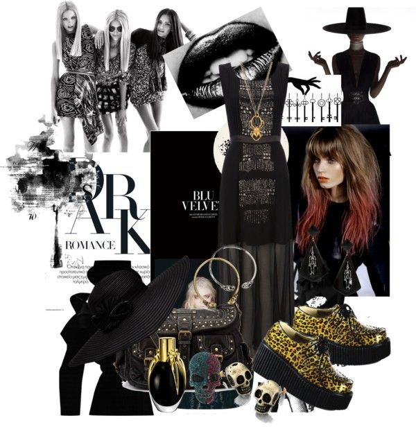 """""""Gothic"""" by trendywinds on Polyvore"""