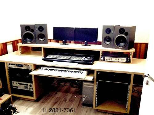 Home studio pesquisa google studio recording desk