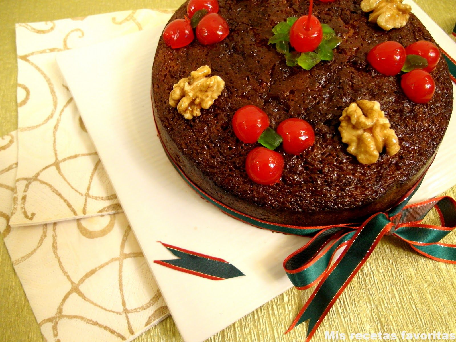 Christmas Traditions In Trinidad And Tobago Quot Black Cake