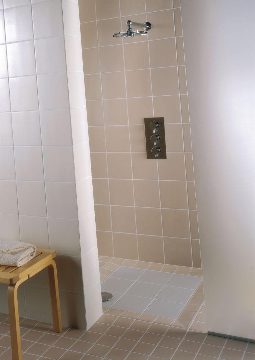 Gres Cerame Emaille Cesi Antislip Lecco Antiderapant 10x10cm 5ce3201 Lec Carrelage Salle De Bain Interieur Salle De Bain Antiderapant