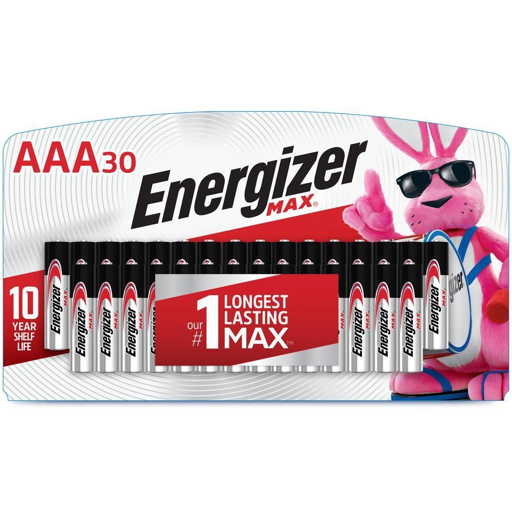 Battery Comparison Chart Energizer Battery Battery Sizes Rechargeable Batteries