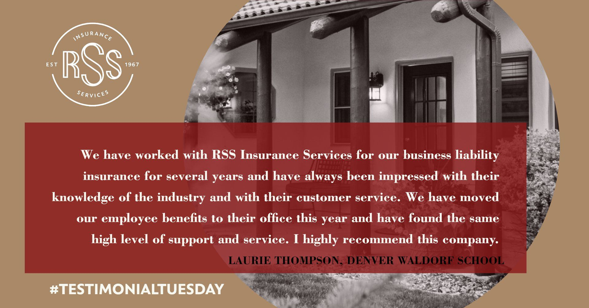 Thanks for the great review Laurie! Through our extensive