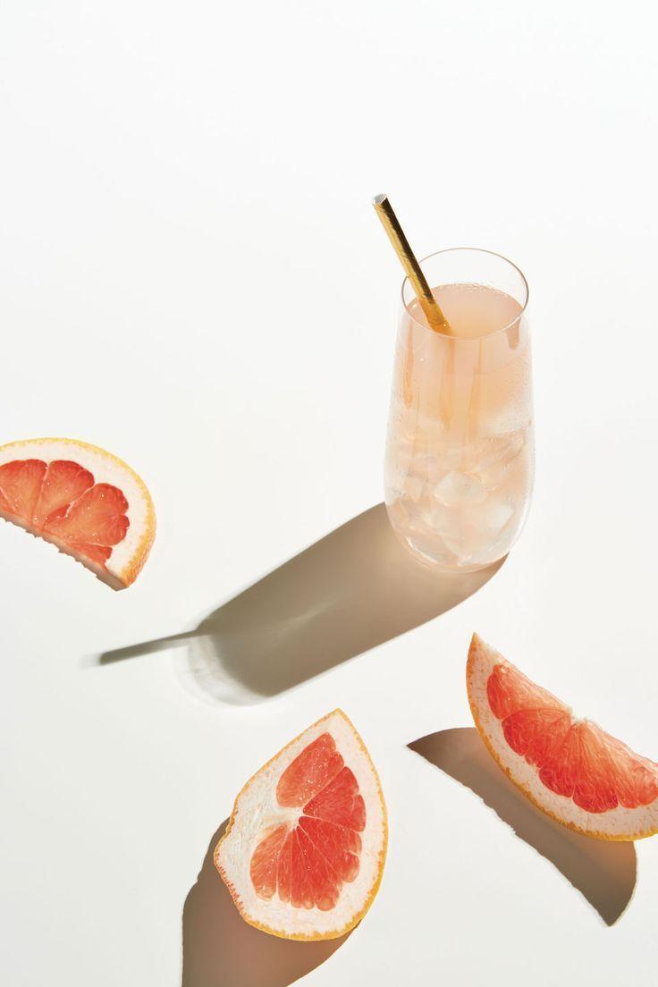 Kunst & Design Ausgabe: Cherry Bombes Cocktail Trio #grapefruitcocktail