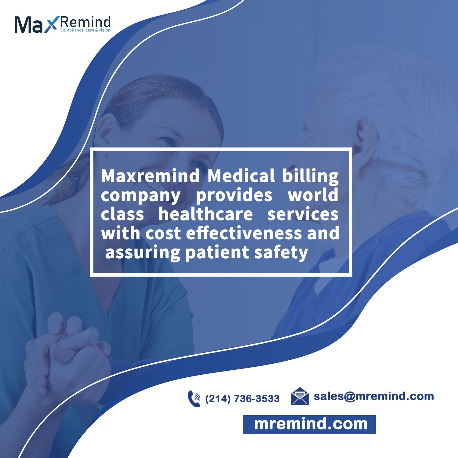 Submit Your Claims Online With Maxremind For The Quickest Claim
