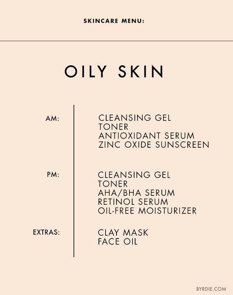 10 Step Korean Skin Care Routine Set Oily Skin Type Tips For