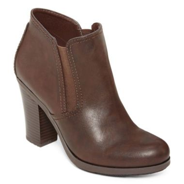 2e2731e24e115 a.n.a® Vicky Womens Ankle Booties found at  JCPenney