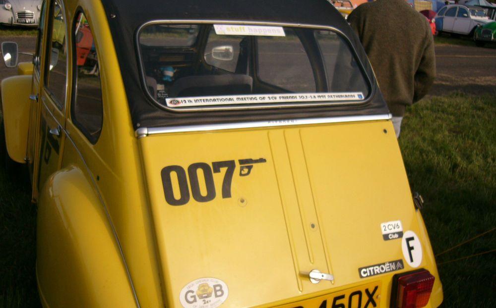 2cv 007 Kit Uk Supplier Not Original