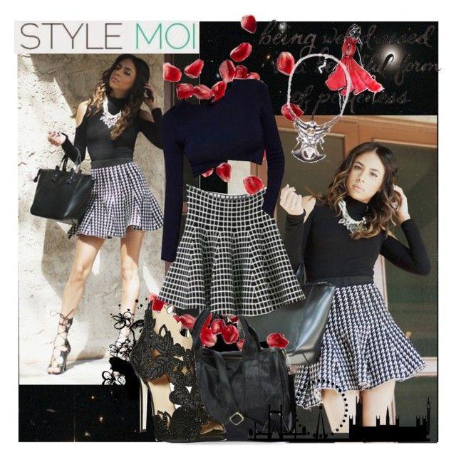 """Stylemoi.nu #9"" by emina-393 ❤ liked on Polyvore featuring La Perla"