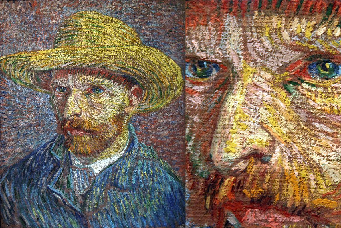 Top Met Paintings After 12 Vincent Van Gogh Self