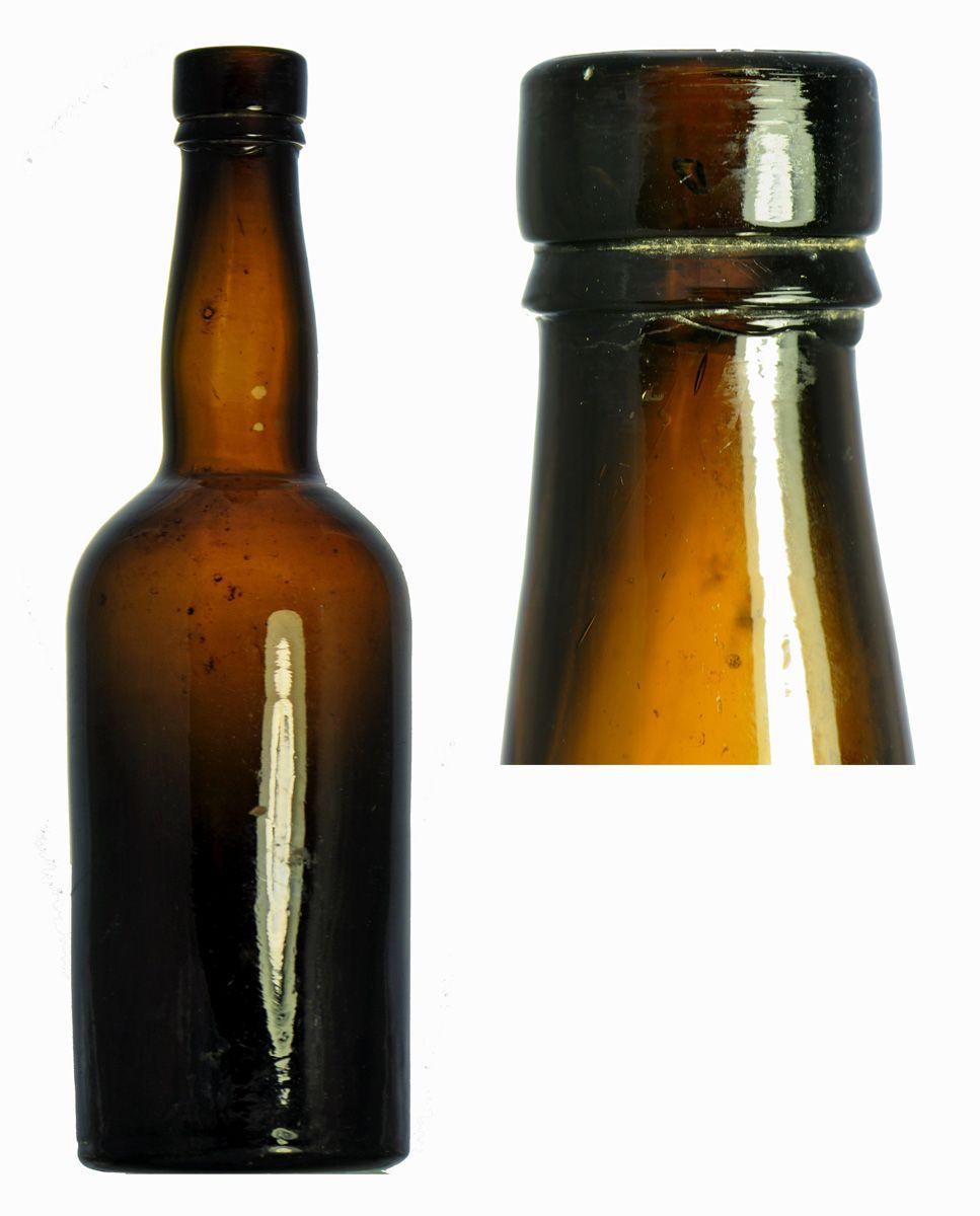 Fren beer bottle Circa 1880 – 1900 Size : 22,5cm Found in a