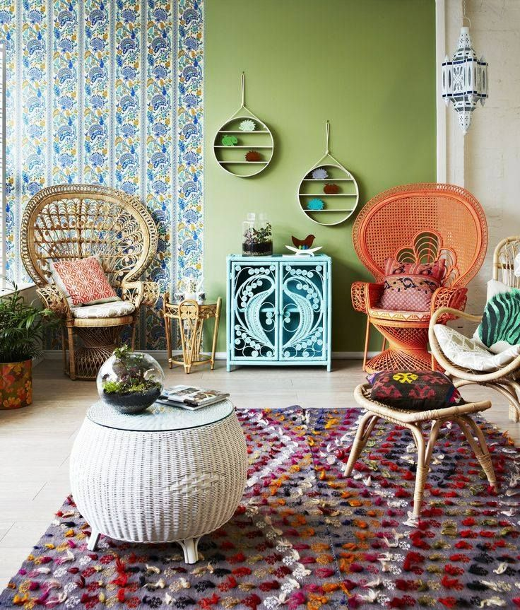 Bohemian Chic Decor Bohemian Style Bohemian Homes