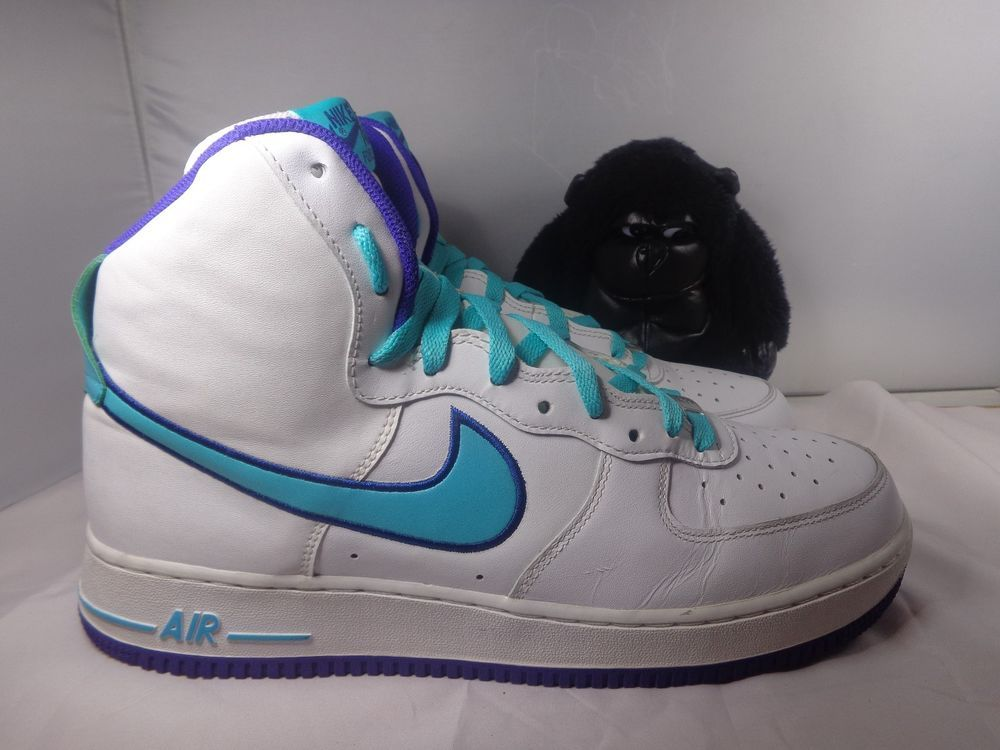 f1fc3c9348bba Mens Nike Air Force 1 High 07 Basketball shoes size 11.5 US 315121 ...