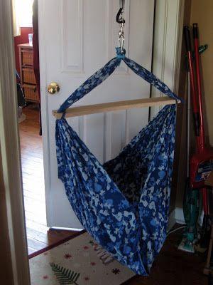 diy baby h ngematte n hen schaukel baby accessoires freebooks n hen pinterest baby. Black Bedroom Furniture Sets. Home Design Ideas